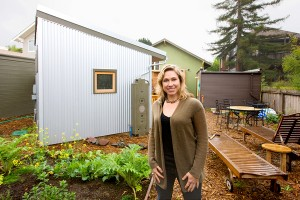 Sally Dominguez, Rainwater HOG inventor