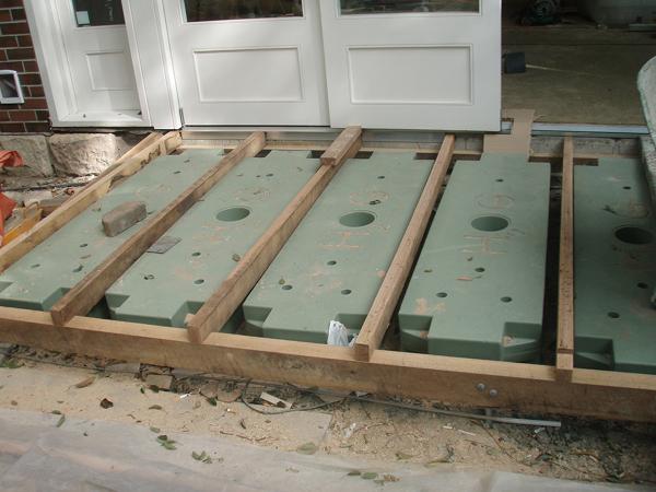 Rainwater HOG system