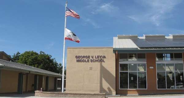 Leyva Middle School, LEED