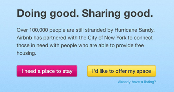 Screen Shot_Airbnb_Free Housing For Sandy