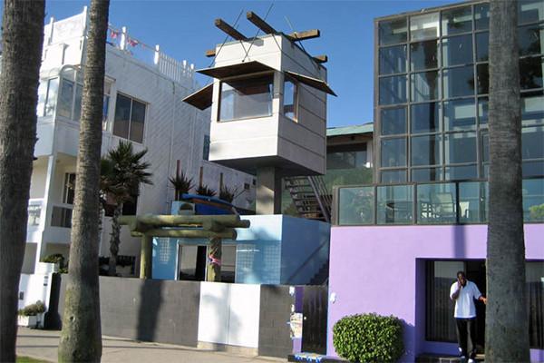 Tree house, Santa Monica