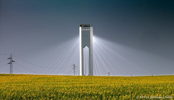 abengoa power tower south africa