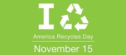 America Recycles Day