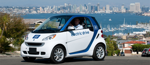 Car2Go Electric