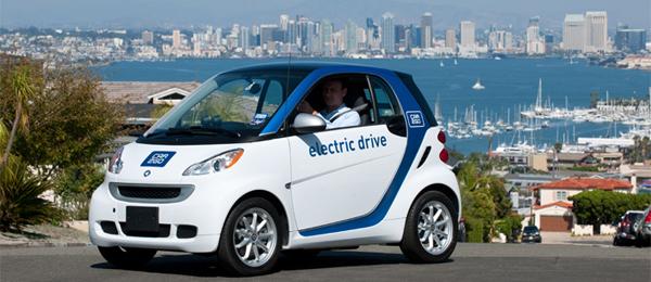 Car2Go Electric