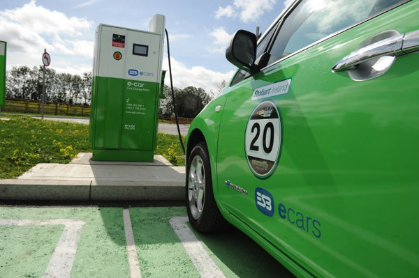 ESB EV Chargers
