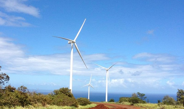 Kawailoa Wind, Oahu, First Wind