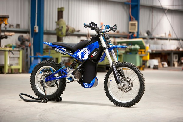 O2 Pursuit Compressed Air Motorcycle