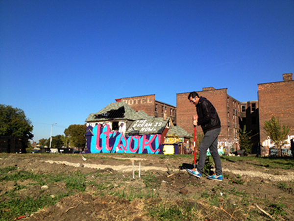 Urban Put-Put, Detroit
