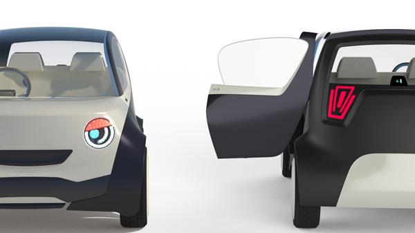EV car club concept