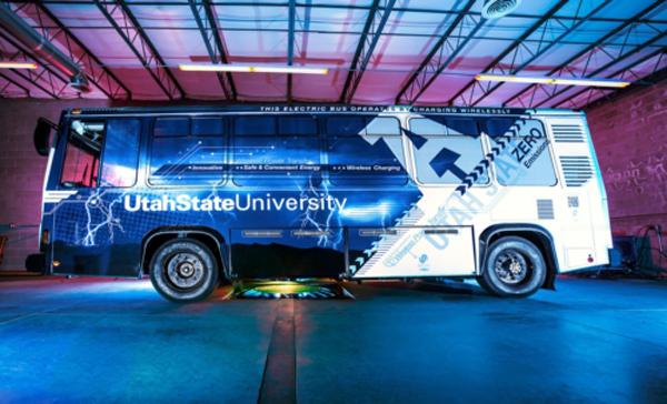USU Aggie Bus