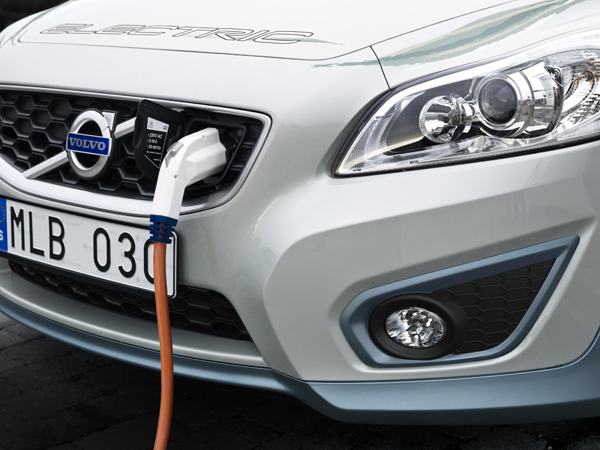 Volvo Fast EV Charger