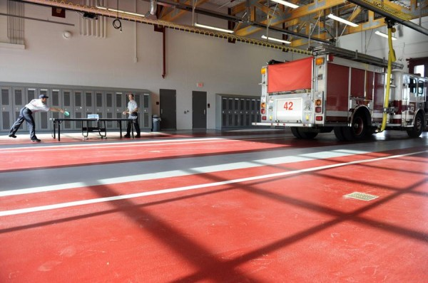 LEED Fire Station 3