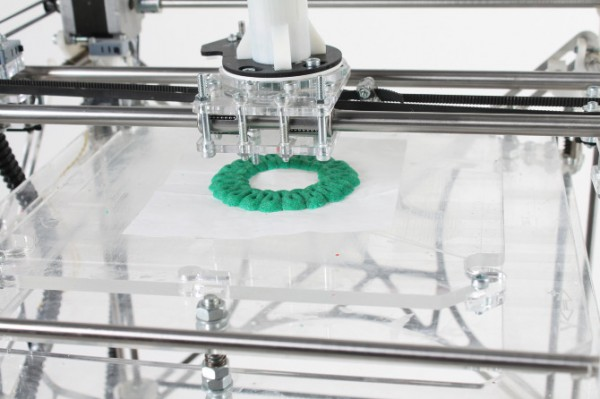 3D printing, christmas, holidays, cookies, food, Ralf Holleis,