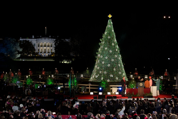 2012 National Christmas Tree