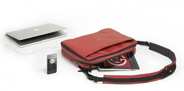 Phorce, battery, smart bag