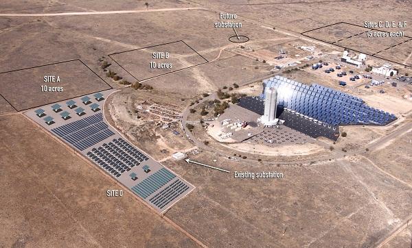 solar regional test centers