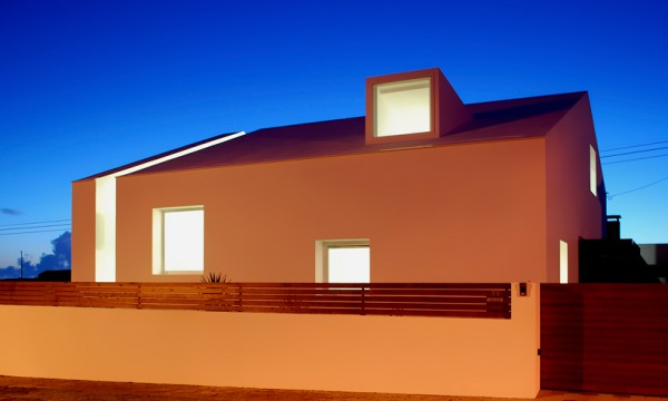 Image of Relva House via Sala2 Arquitectos.