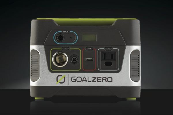 CES, Goal Zero, solar power, solar generator