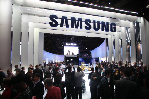 Samsung, green gadgets, green technology, CES, consumer electronics, energy efficiency