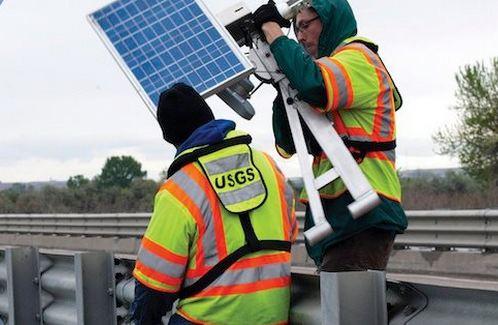 USGS, mobile apps, app challenge, data visualization