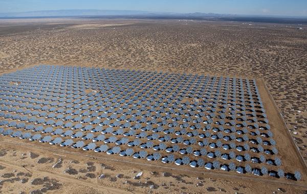 White Sands solar