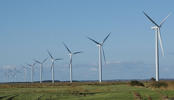 denmark wind farm
