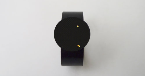 KeiKei, smart watch, LEDs, UI, green gadgets, time piece, clock