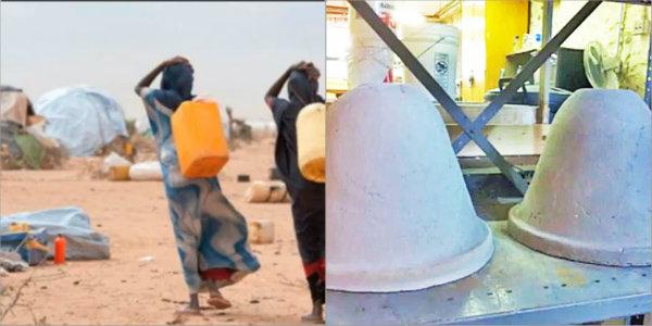 Penn State, water filtration system, ceramics, Kenya, Africa