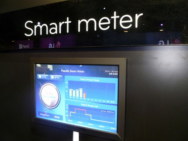 smart meter, energy consumption, smart grid, data visualization