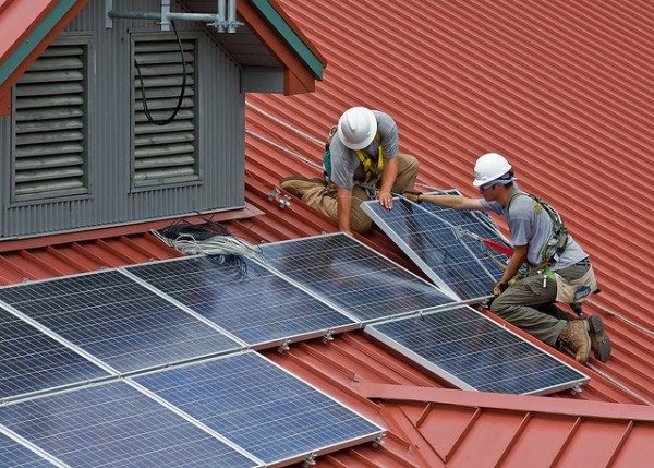 solar panel installation, financing, energy efficiency upgrades, PACE, HERO, Riverside County, California