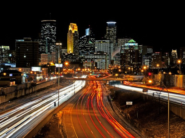 Minneapolis commercial building owners will soon have to fess up about their energy use. Image by Dusty J via Flickr.