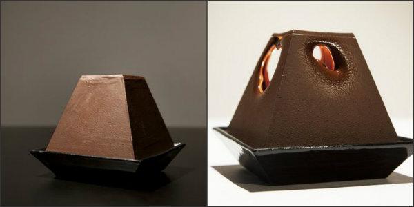 Chocolate, LED lamp, Alexander Lervik