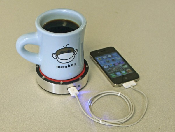 Epiphany onE Puck, phone charger