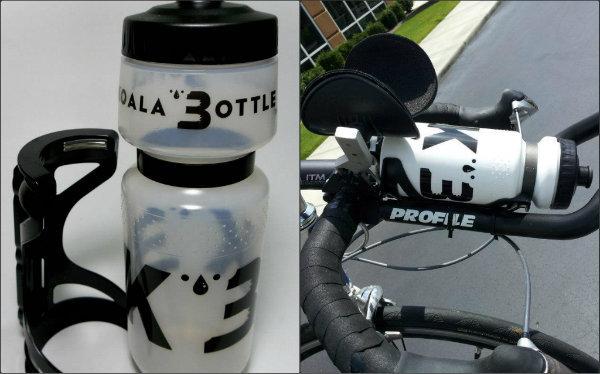 Koala Bottle, magnets, cycling, bike accessories