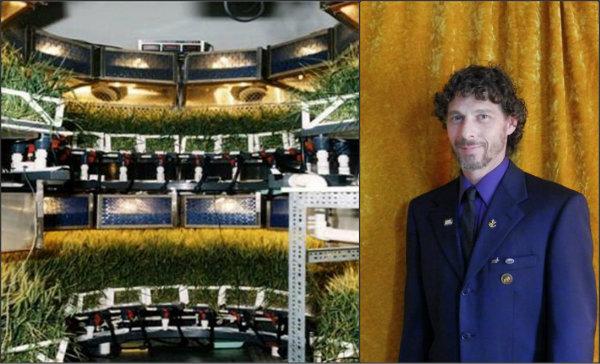 NASA, hydroponics, marijuana