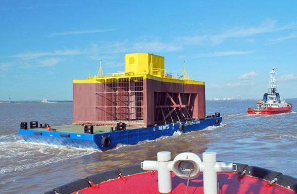 neptune tidal power