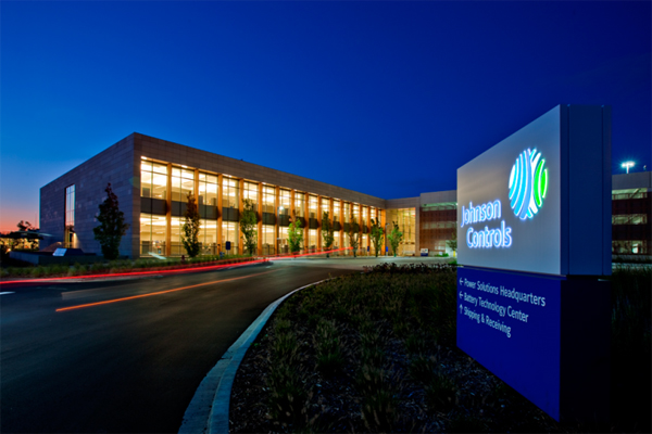 Johnson Controls, one of the three new Better Buildings Challenge partners, will reduce its energy use by 25 percent in 71 of its U.S. manufacturing plants by 2019.( image via Johnson Controls).