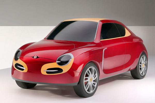 Fiat Lussino (image via Joseph Martinez/Coroflot)
