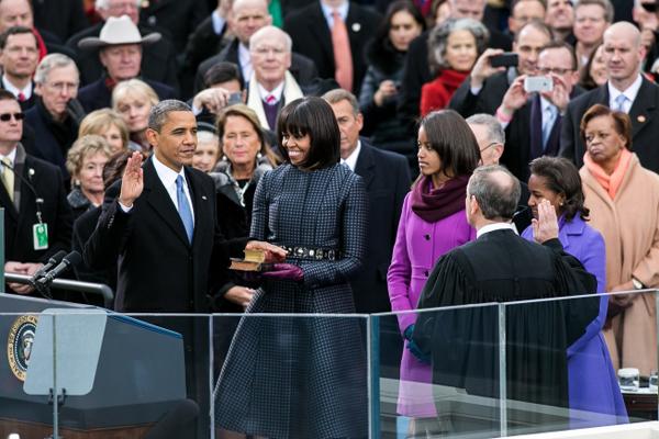 Obama 2nd Term