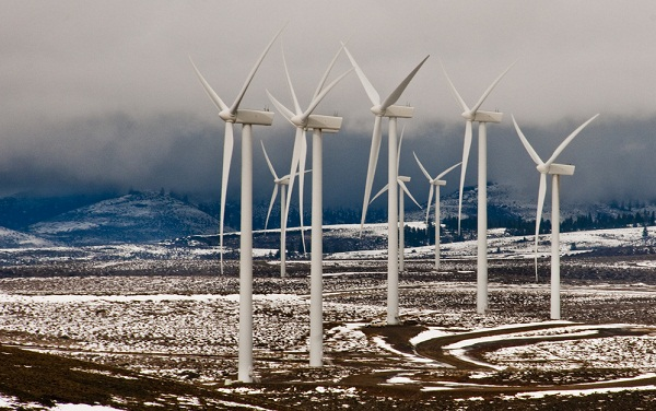Wild Horse Wind & Solar Facility