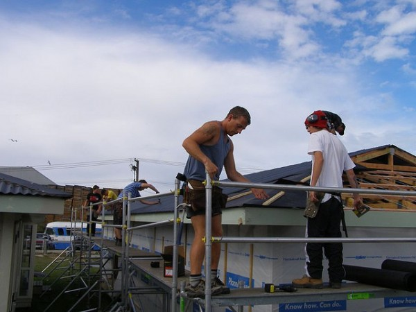 roofers, summer work, climate change