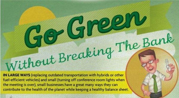 small business, green business, infographic