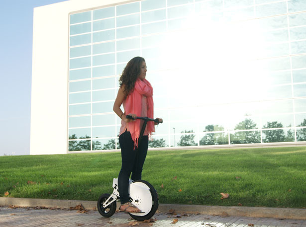 SSIKE Electric Scooter