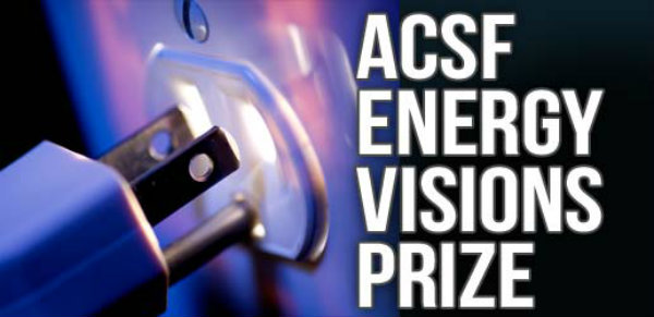 ACSF Energy Visions Prize Winners