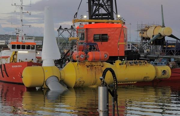 alstom tidal turbine