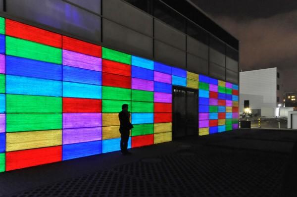 LUCEM, LED, concrete