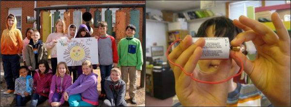solar, classroom, Kickstarter