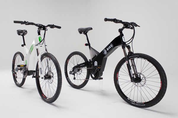 Bioplanet electric Bike