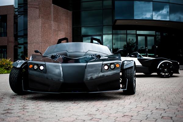 Epic EV TORQ Roadster